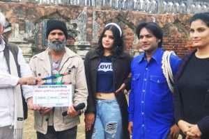 """अजय सिंह की """"दुल्हनिया आई बलिया में"""" की शूटिंग शुरू हुई कुशीनगर में"""