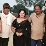गौरव झा की फ़िल्म 'मेरे पापा की शादी में जरूर आना' की डबिंग कम्प्लीट