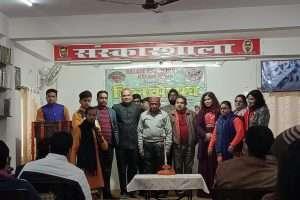 अबलेज Youth Club का मिलन उत्सव संपन्न