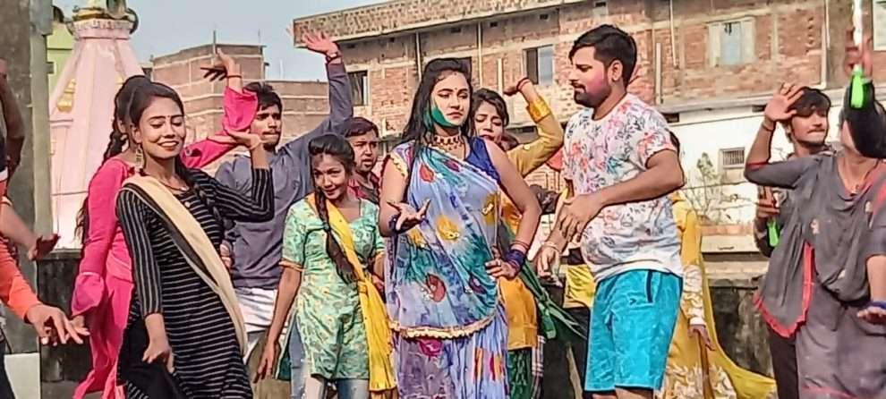 एक और Holi Song से धमाल मचाने की तैयारी में हैं Rakesh Mishra