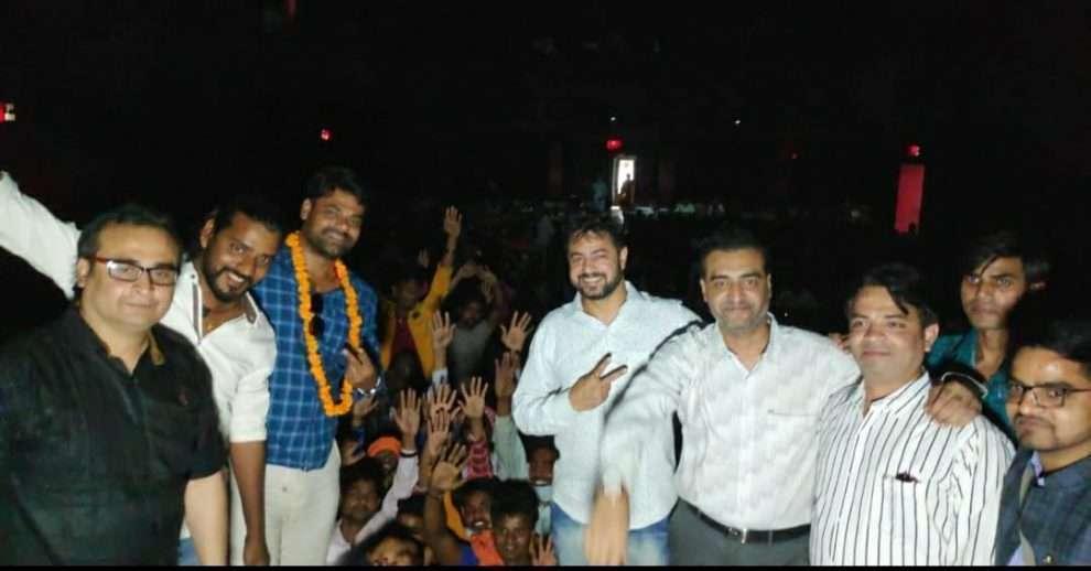 अरविन्द अकेला कल्लू, यामिनी सिंह व कनक यादव जलवा मुंबई के बाद उत्तर प्रदेश में भी