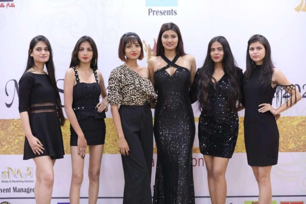 मिस सूपरमॉडल ग्लोब इंडिया 2021 और मिस बेल्ले फ़िल्ले इंडिया 2021 का आडिशन संपन्न