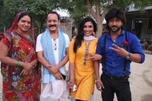 """अविनाश शाही, आनंदिता गिरी स्टारर फ़िल्म """"रिश्ता जनम जनम के"""" की शूटिंग प्रयागराज में शुरू"""