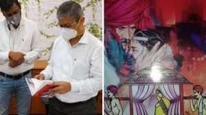पर्यटन और संस्कृति विभाग के प्रमुख सचिव ने पूर्वांचल की लोक संस्कृतियों पर आधारित लोकनाट्य 'बिटिया की विदाई' का किया सम्मान