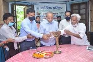 अंतरराष्ट्रीय चिकित्सक दिवस पर सम्मान समारोह संगोष्ठी का आयोजन