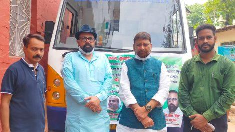 निर्धन की सहायता से बड़ा परोपकार का कोई दूसरा कार्य नहीं :राजीव रंजन प्रसाद