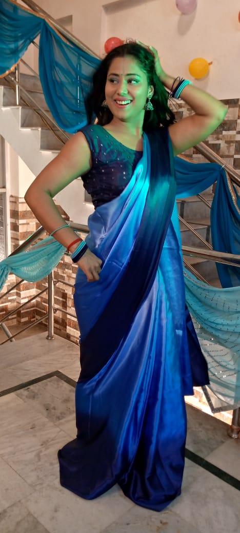 """रूपा मिश्रा व्यस्त हैं """"हम हैं निरहुआ के दीवाना"""" की शूटिंग में"""