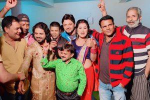 फ़िल्म 'साढू जी नमस्ते' के लिए एक्साइटेड हैं माही खान, कहा – बेहतरीन है फिल्म