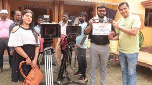 अंगद कुमार ओझा की फिल्म करिया की शूटिंग शुरू देवरिया में