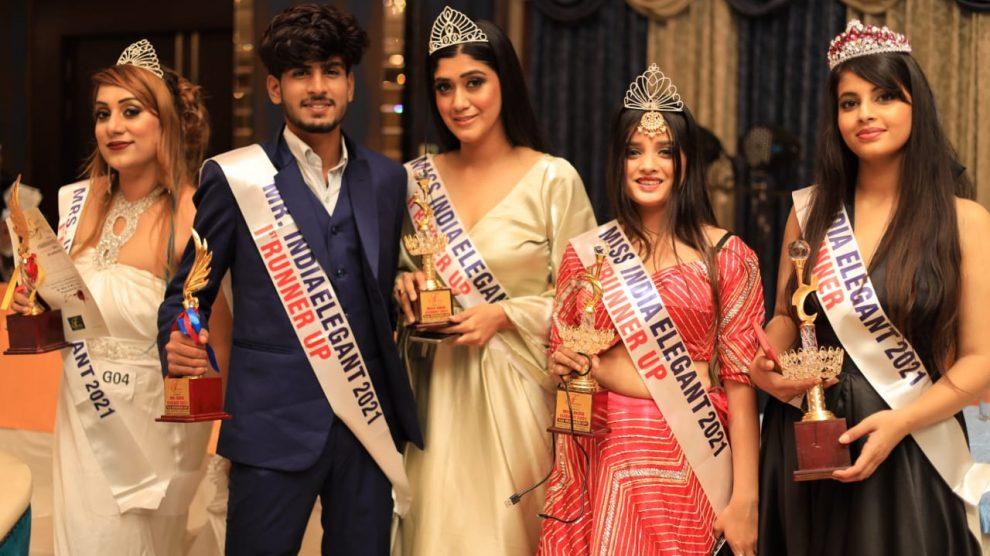 फैशंता मिस्टर मिस एंड मिसेस इंडिया एलिगेंट का ग्रैंड फिनाले और इंडिया फैशन लाइफस्टाइल अवार्ड् संपन्न्
