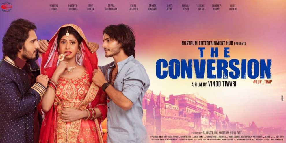 The makers of the film 'THE CONVERSION' were hurt by the negligence of the Censor Board
