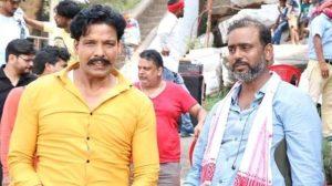 सोम भूषण श्रीवास्तव - विराज भट्ट और रक्षा गुप्ता की फ़िल्म 'वध' की शूटिंग भदोही में