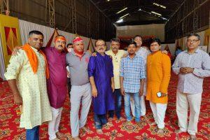 नवरात्र पूजा पर बेंगलुरु में रक्तदान शिविर, नि:शुल्क नेत्र जांच शिविर तथा नि:शुल्क कोविड वैक्सिनेशन कैम्प का आयोजन